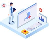 Omnia Salud para gastroenterología